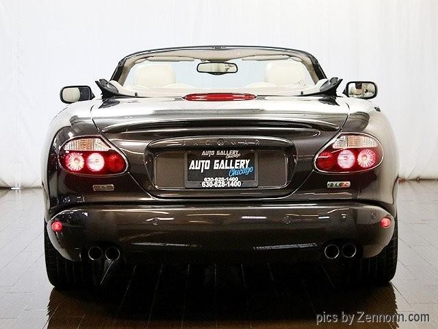 Jaguar XKR 2006 price $11,990