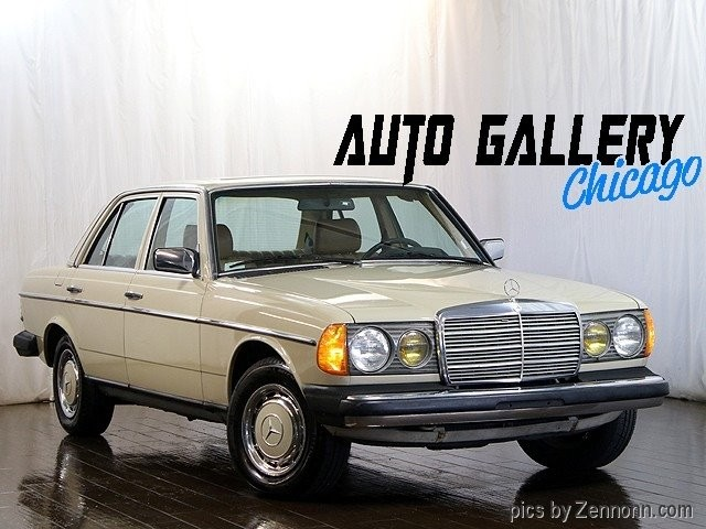 Mercedes-Benz 240 Series 1983 price $6,990