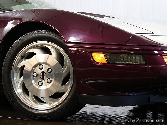 Chevrolet Corvette 1995 price $11,990