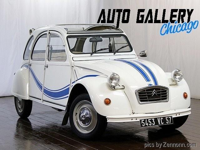 Citroen 2CV 1965 price $12,990