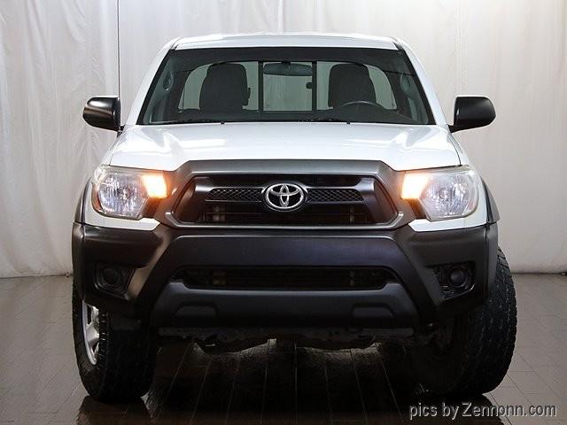Toyota Tacoma 2015 price $21,990