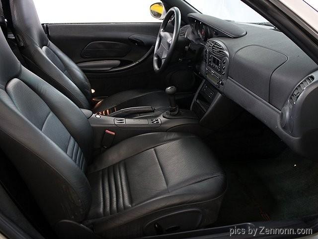 Porsche Boxster 1998 price $7,990