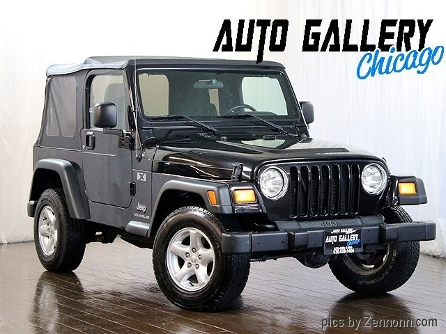 Jeep Wrangler 2005 price $12,990