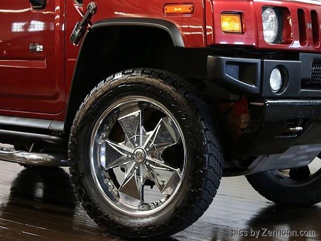Hummer H2 2005 price $24,990