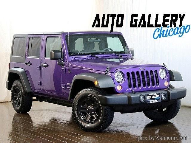 Jeep Wrangler Unlimited 2018 price $28,990