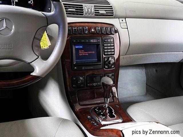 Mercedes-Benz CL-Class 2002 price $14,990