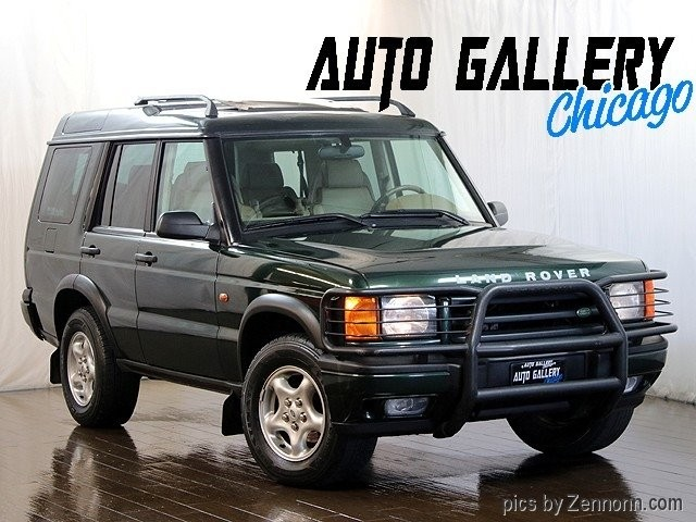 Land Rover Discovery Series II 1999 price $12,990