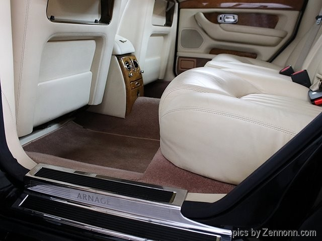 Bentley Arnage 2001 price $29,990