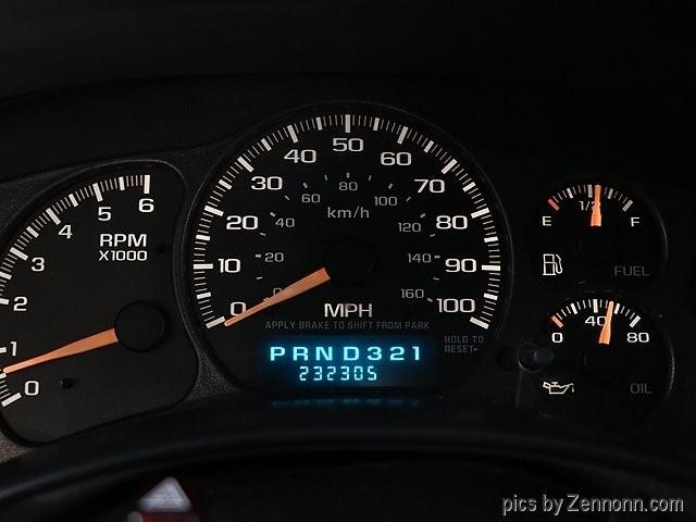 Chevrolet Tahoe 2001 price $2,290