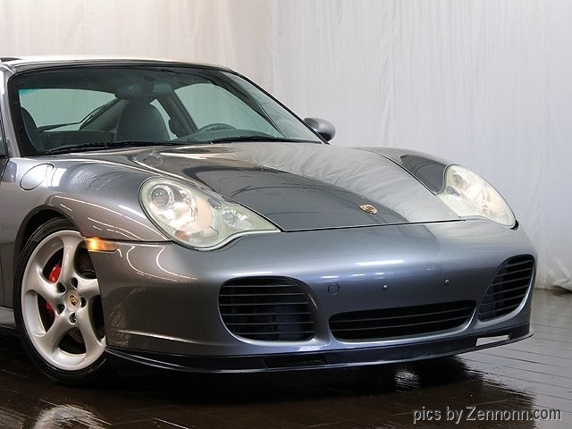 Porsche 911 Carrera 2003 price $52,990
