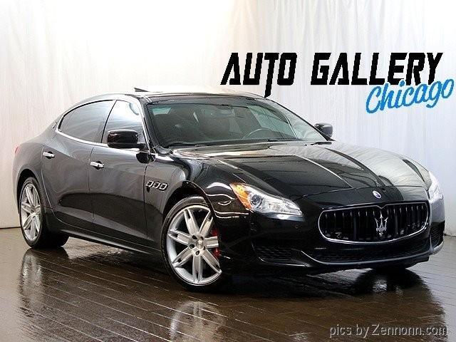 Maserati Quattroporte 2015 price $28,990