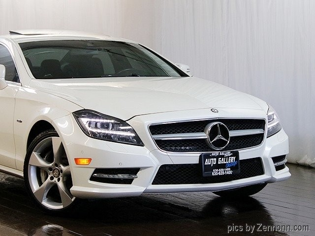2012 Mercedes-Benz CLS550 Sport 4MATIC