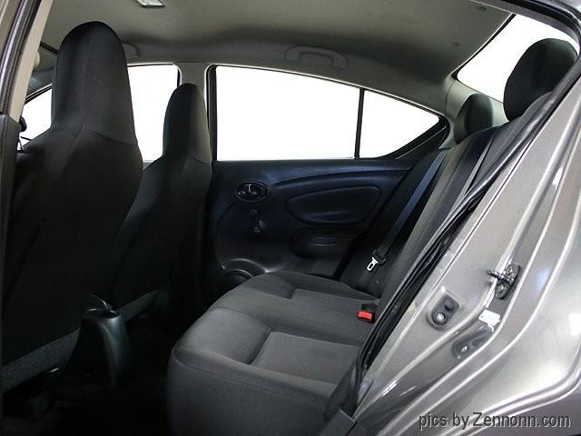 Nissan Versa 2016 price $9,890
