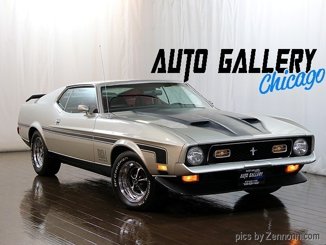 Ford Mustang 1971 price $19,990