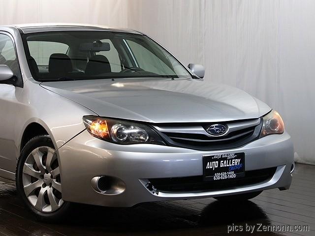 Subaru Impreza Sedan 2011 price $6,990
