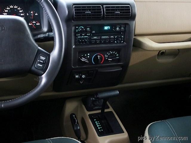 Jeep Wrangler 2002 price $9,990