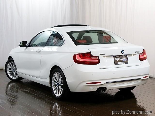 BMW 2 Series 2016 price $21,990