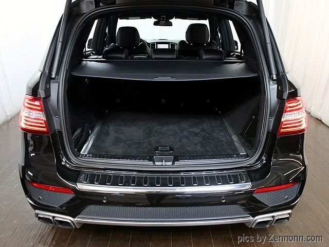 Mercedes-Benz ML63 AMG 2012 price $26,990