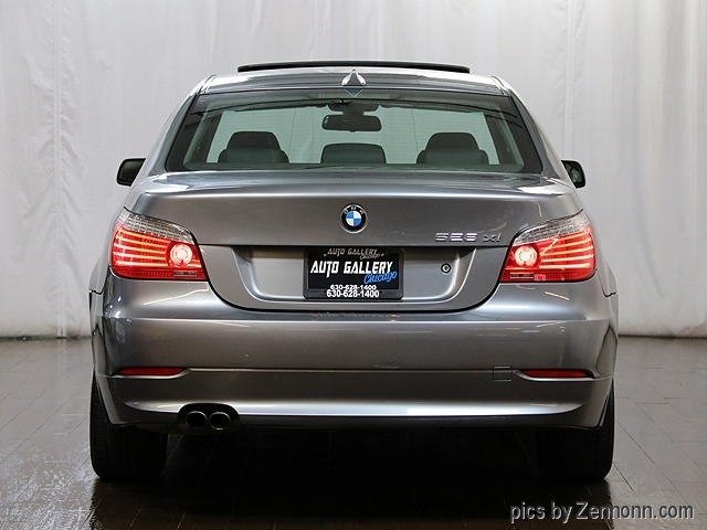 BMW 5-Series 2008 price $5,990