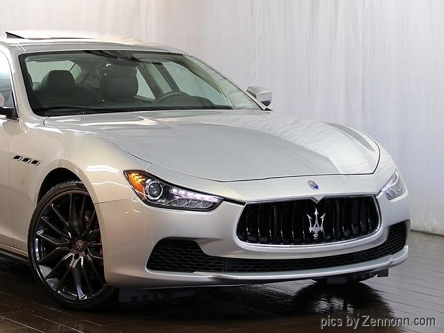 Maserati Ghibli Price >> 2017 Maserati Ghibli S Q4
