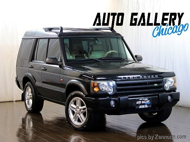 Land Rover Discovery 2004 price $3,890