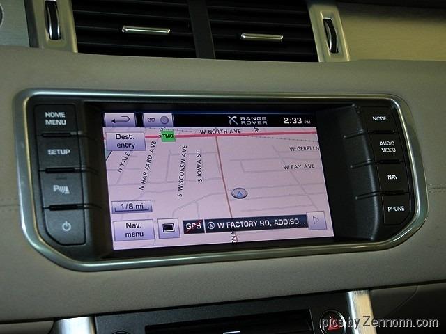 Land Rover Range Rover Evoque 2012 price $15,990