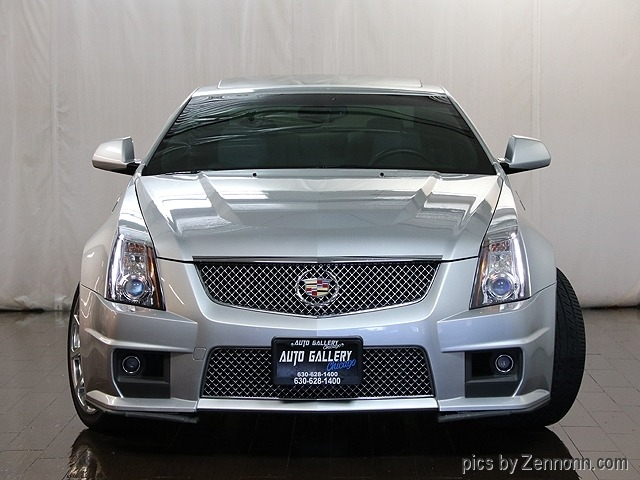 Cadillac CTS-V Coupe 2011 price $29,990