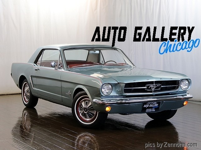 Ford Mustang 1965 price $17,990