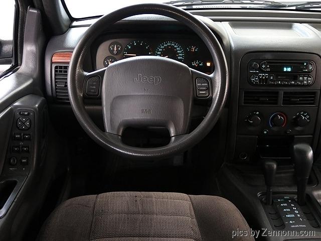 Jeep Grand Cherokee 1999 price $1,990