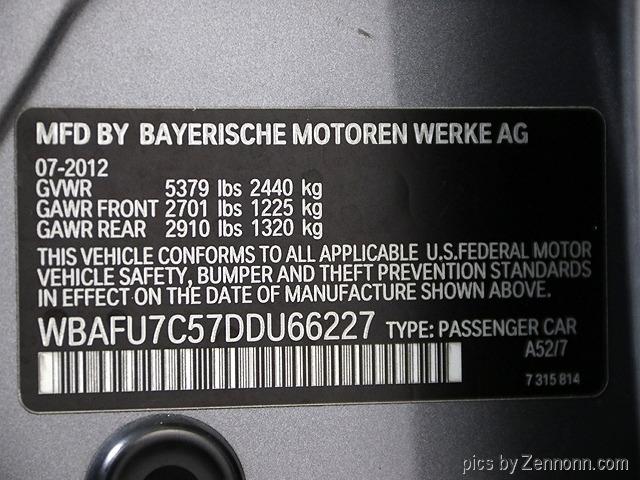 BMW 5-Series 2013 price $19,990