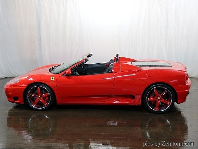 Ferrari 360 2001 price $74,990