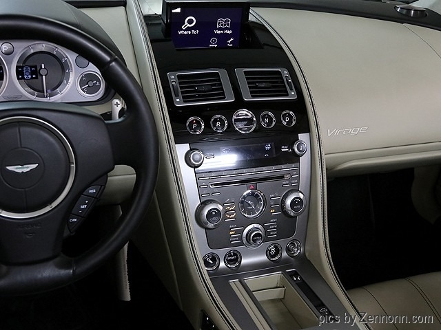 Aston Martin Virage 2012 price $59,990