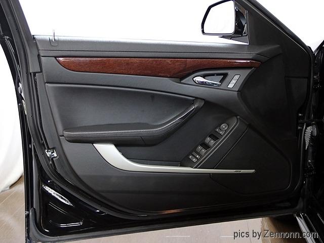 Cadillac CTS Sedan 2013 price $12,890