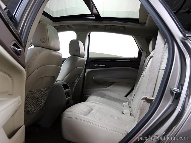 Cadillac SRX 2011 price $8,490