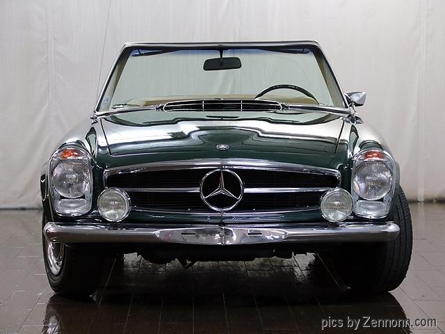 Mercedes-Benz 280SL Roadster 1968 price $84,990