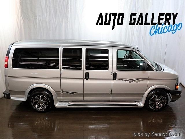 Chevrolet Express Passenger 2003 price $11,990