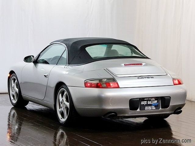 Porsche 911 Carrera 1999 price $20,990