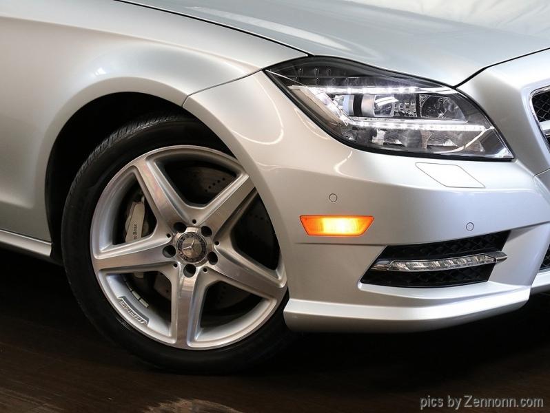 Mercedes-Benz CLS550 2014 price $29,990