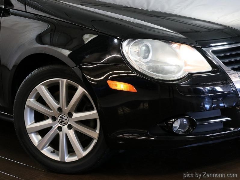 Volkswagen Eos 2009 price $5,990