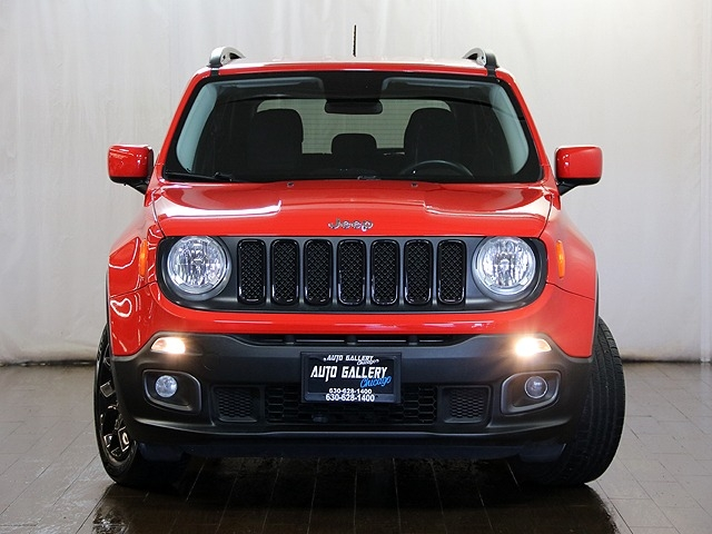 Jeep Renegade 2015 price $13,990