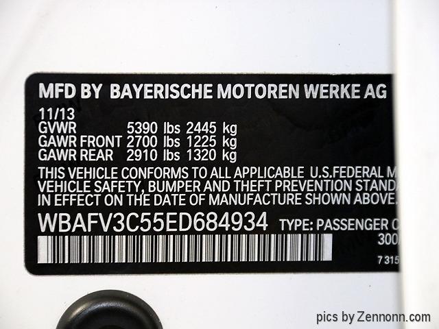 BMW 5-Series 2014 price $17,990
