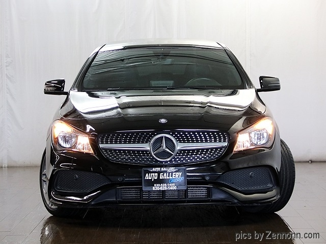 Mercedes-Benz CLA250 2017 price $20,990