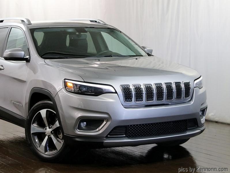 Jeep Cherokee 2019 price $17,990