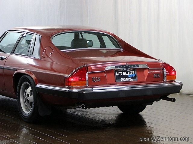Jaguar XJ 1984 price $9,990