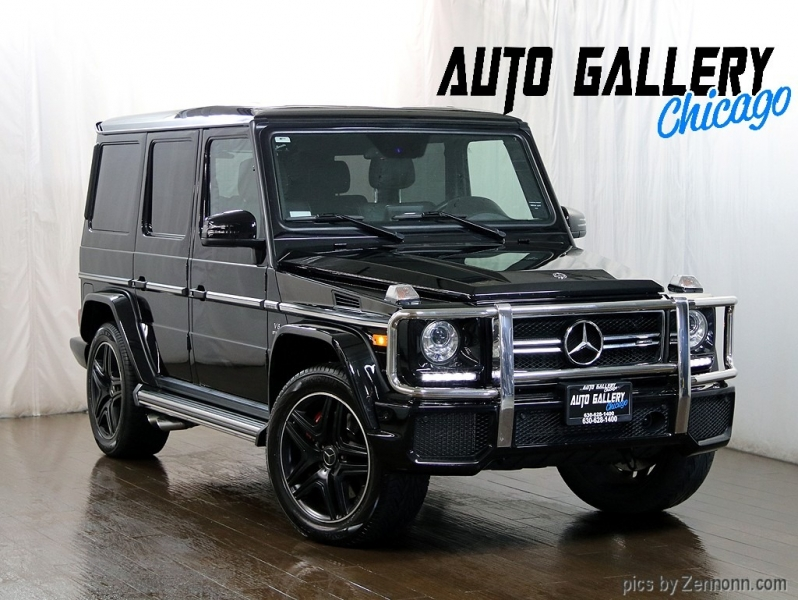 Mercedes-Benz G63 AMG 2018 price $106,990