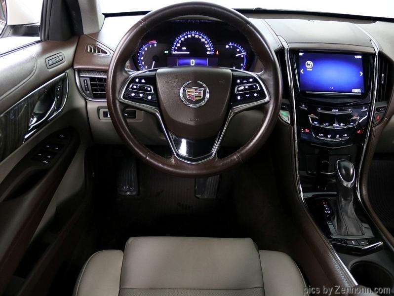 Cadillac ATS 2014 price $13,990