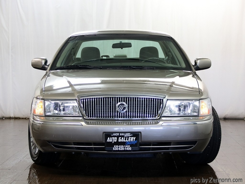 Mercury Grand Marquis 2003 price $6,990