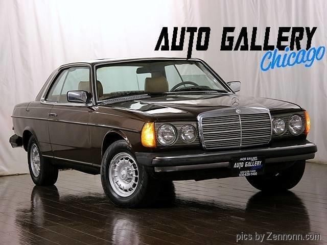 1982 Mercedes-Benz 300CDT
