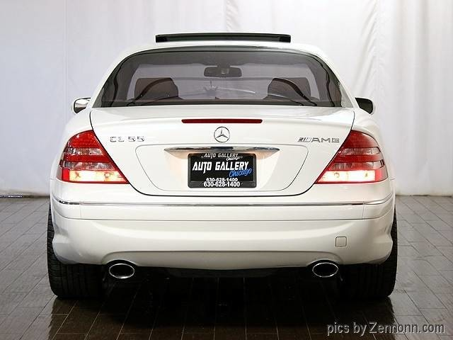 Amg 2001 mercedes benz cl55 49923 miles used mercedes for 2001 mercedes benz cl500 for sale