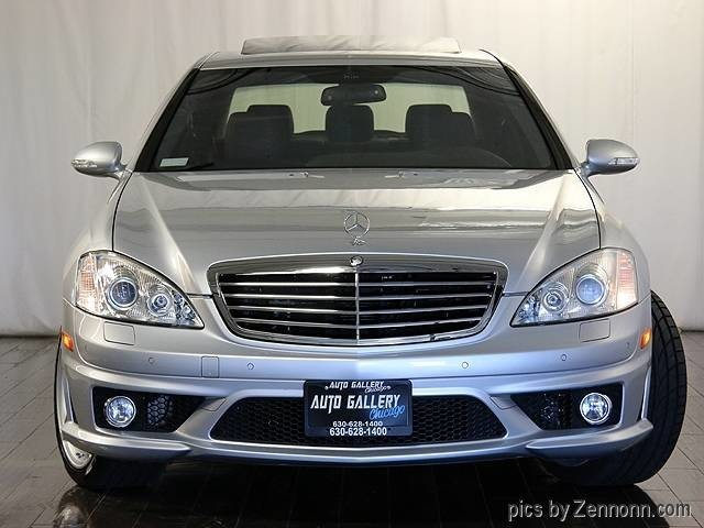 amg 2008 mercedes benz s63 58713 miles used mercedes benz s class for sale in addison illinois. Black Bedroom Furniture Sets. Home Design Ideas
